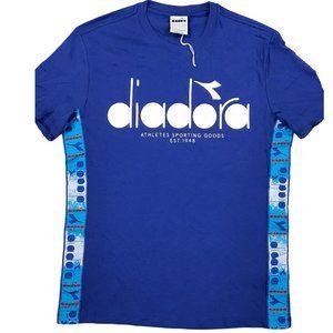 Diadora Short Sleeve Tee Shirt NWT Men's S